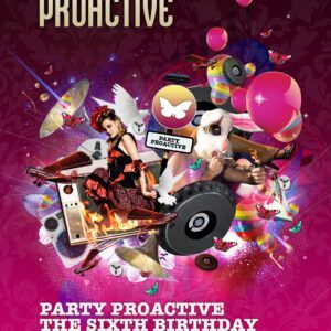 Lets Party - Proactive