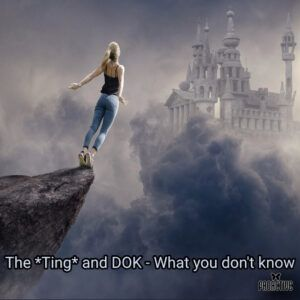 What you don't know - The Ting n DOK